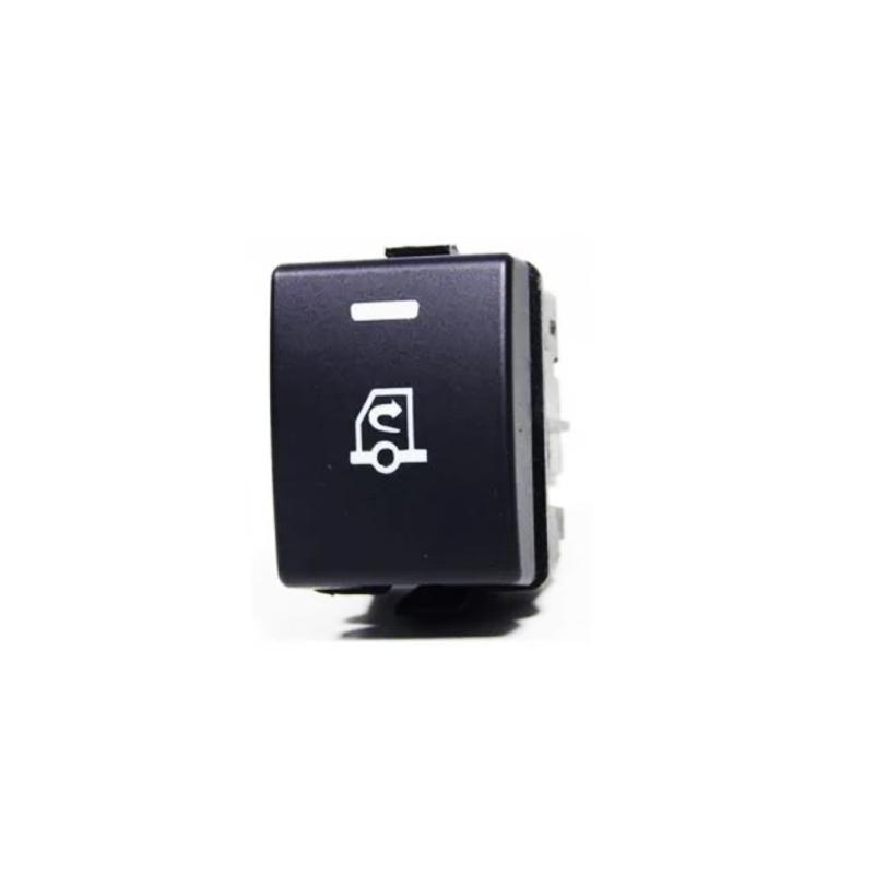 Botão Interruptor Circulador Ar Condicionado Ford Cargo 1319 1519 1719 1723 1729 1933 2623 2629 3133 De 2012 Em Diante
