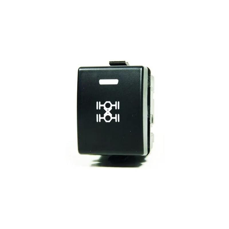 Botão Interruptor Controle Eixo Traseiro Ford Cargo 1319 1519 1719 1723 1729 1933 2623 2629 3133 De 2012 Em Diante